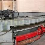 14 ft Weldmore Flat Sheet Weld Seamer