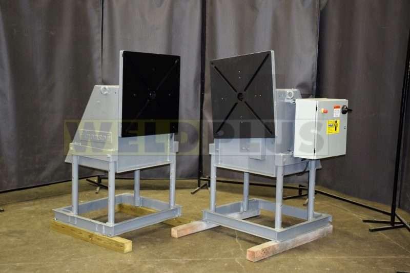Koike Aronson 9,000 lb. Headstock Tailstock