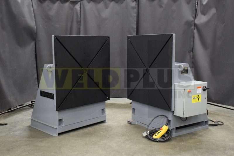 12,000 lb. Koike Aronson Headstock Set