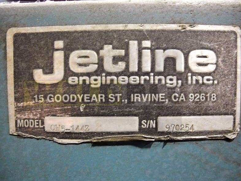Jetline CW5-144Z Circumferential Welding System