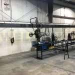 Cypress Circle Welder and Burner System