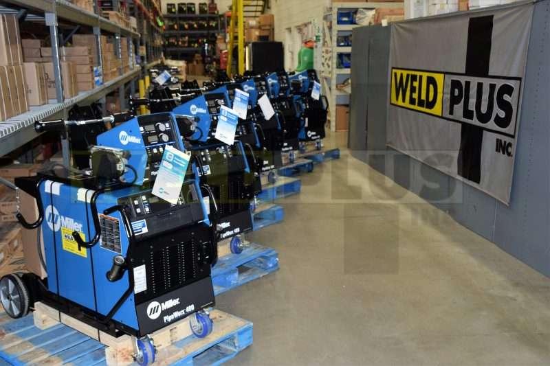 Miller Pipeworx 400 Welding Package
