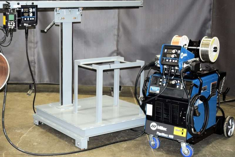 Miller Pipeworx 400 Welding Package