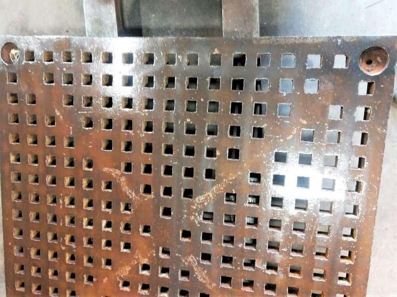 "Acorn 60""x60"" Welding Table"