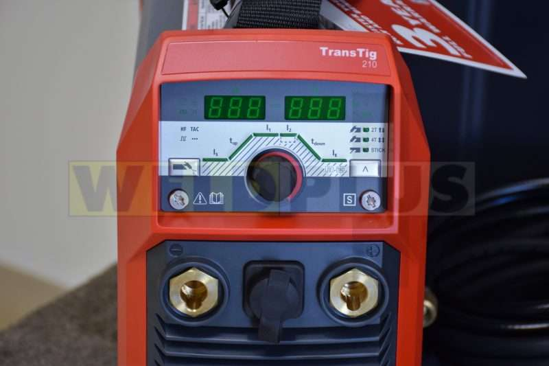 Fronius TransTig 170/210 Portable Welder