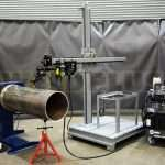 Weld Plus Pipe Welding Station