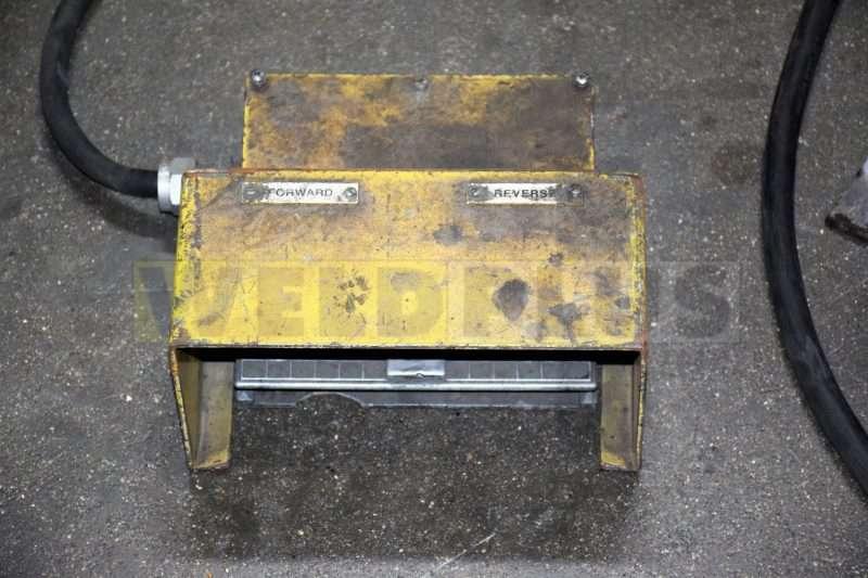 6,000 lb Koike Aronson Model HD-60 Positioner