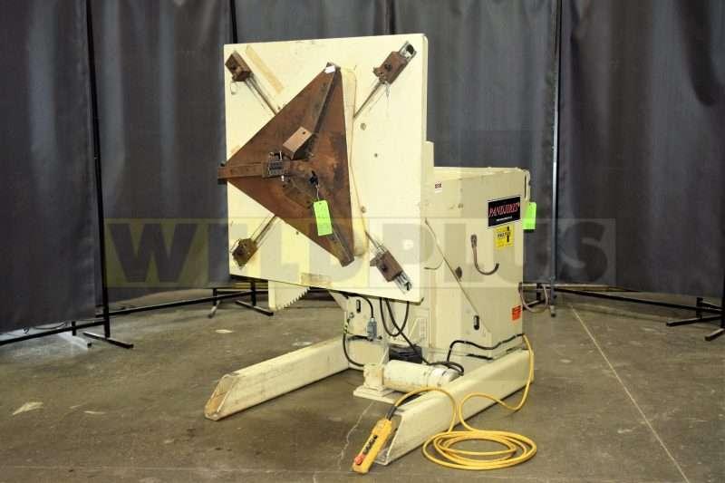 Pandjiris Model 60-12VPL 6,000 lb Positioner