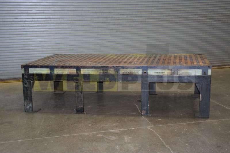 Weldsale 10' x 5' Welding Table