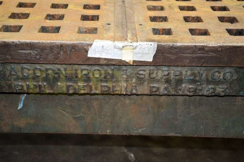 Acorn 8' x 5' Welding Table