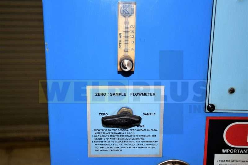 Thermco Model 6205 Gas Mixer
