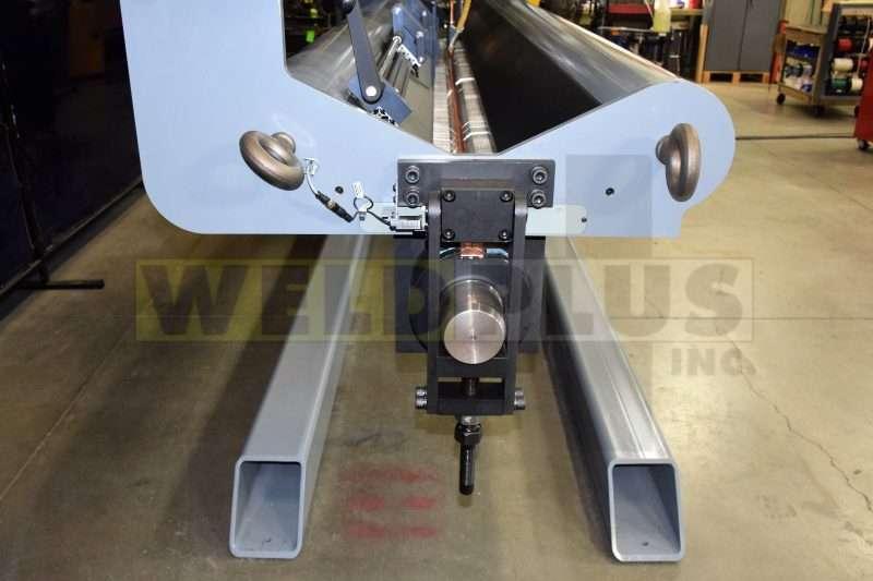 120″ sigmatouch ESW-120 Seamer