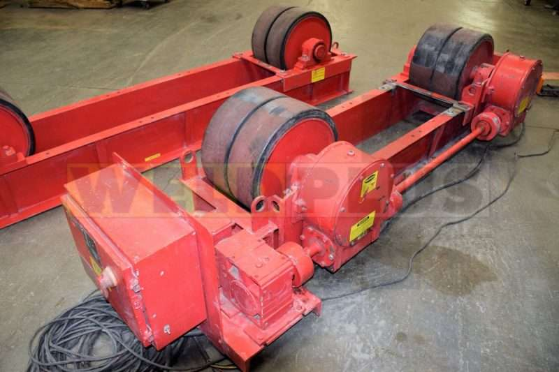 Ransome C Series Turning Rolls 60 Ton