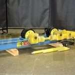 6,000 lb. Webb T6D-8 Drive Roll