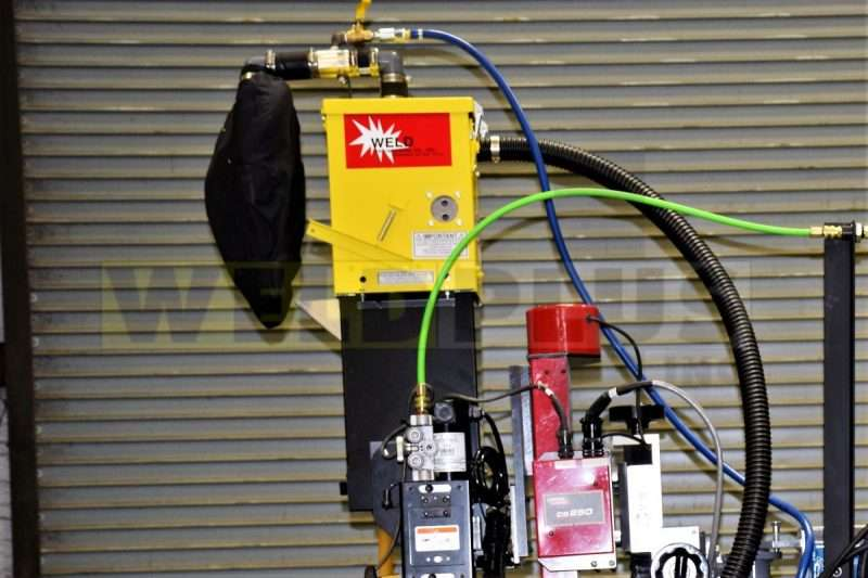 Weld Engineering AP-1 Flux Recovery
