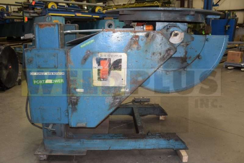 Ransome 10000 lb Positioner