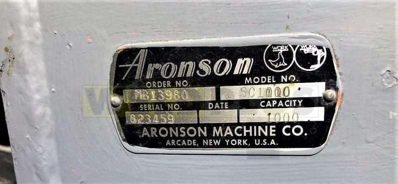 Koike Aronson Uni-Balance SC1000 Positioner