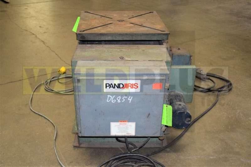 30-6AB Used Pandjiris Positioner