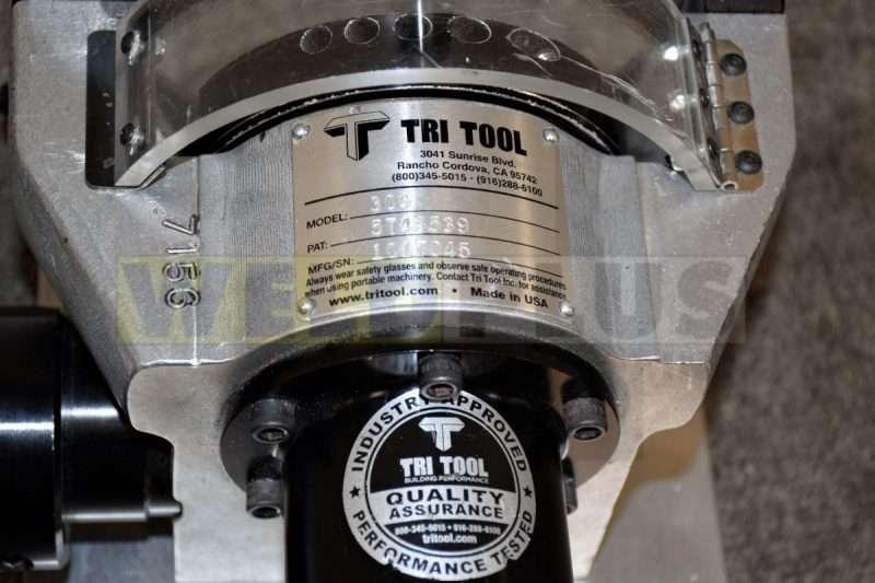 Tri Tool Tube Squarer