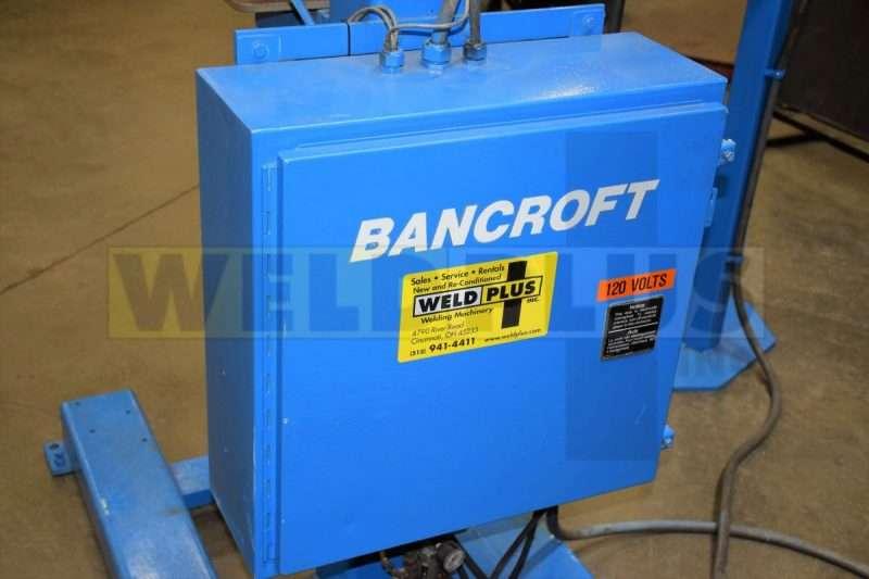 Bancroft 300 Circle Welder