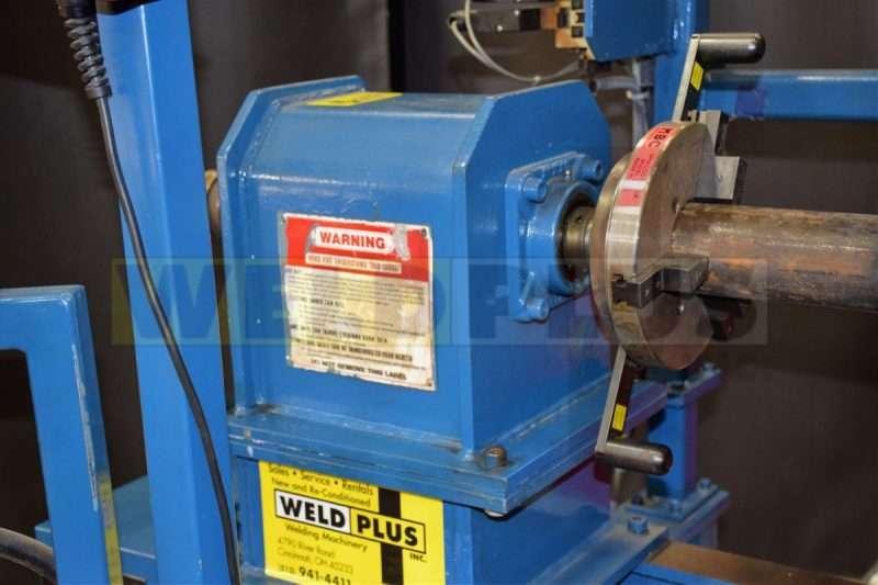 Bancroft 605 GMAW Welding Lathe