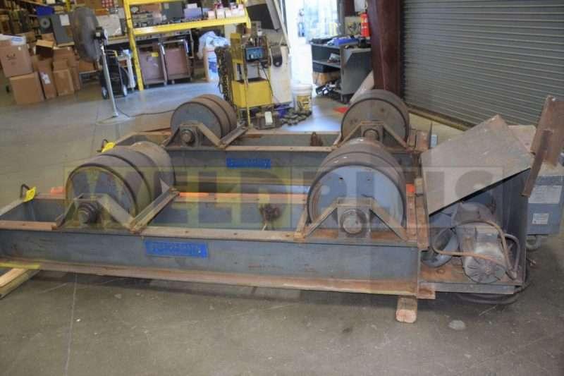 Preston Eastin 120000 lb Turning Rolls