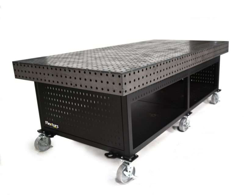Pioneer 8×4 Welding Table
