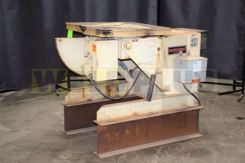 Model 30-6FB Pandjiris Positioner