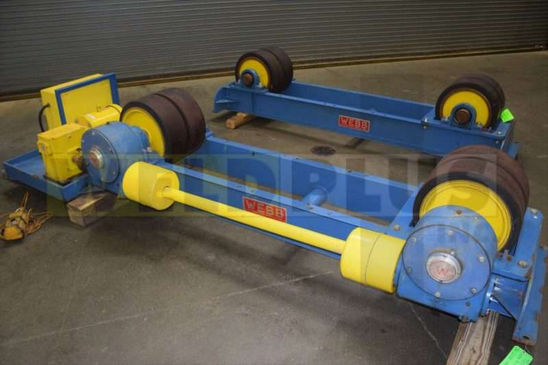 Webb R-1000 Turning Rolls