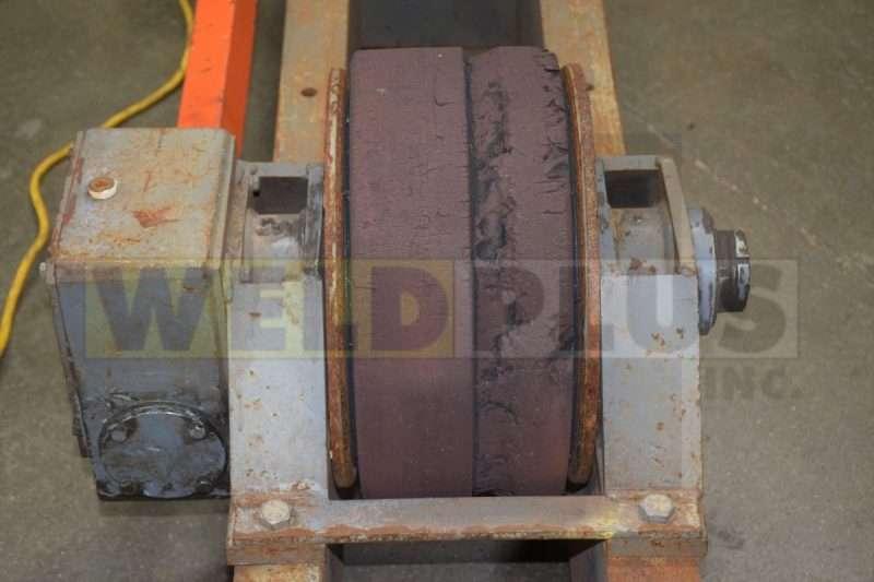 Preston Eastin 20 Ton Turning Rolls