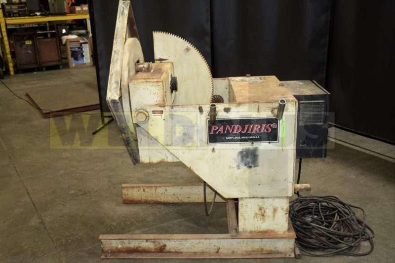 Used Pandjiris Positioner 3,000 lbs.