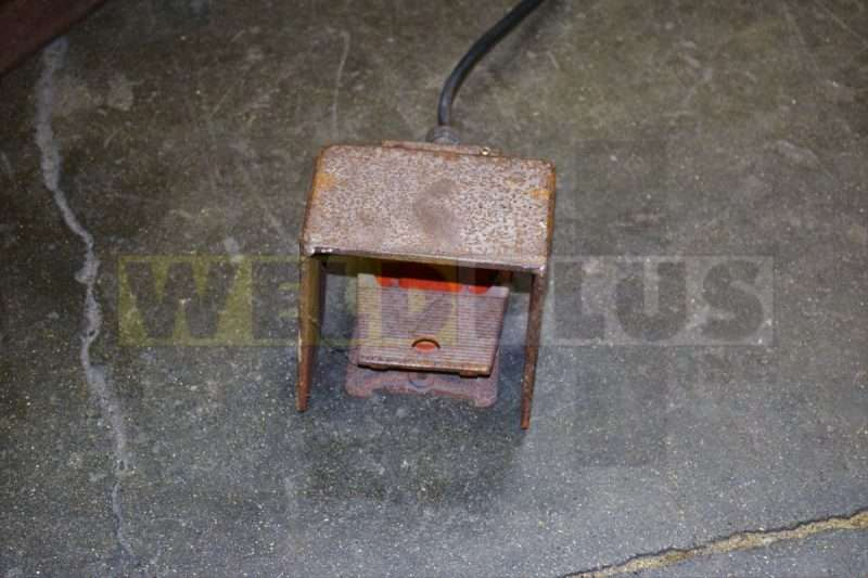 Used Pandjiris Model 30-6FB Positioner