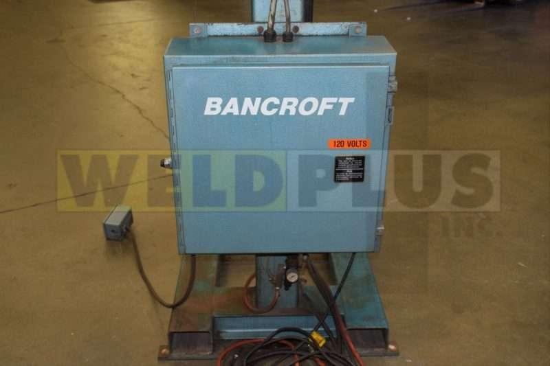 Bancroft Model 300 Weld-A-Round