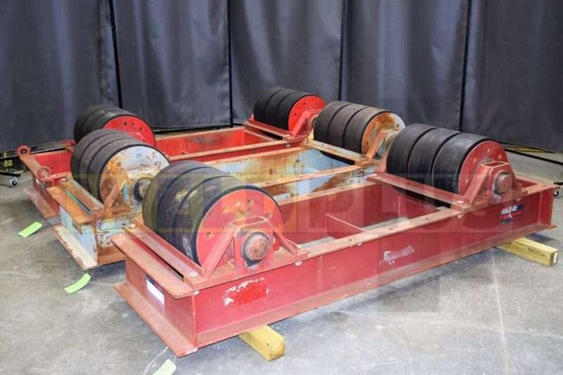 Preston Eastin 60 Ton Idler Rolls