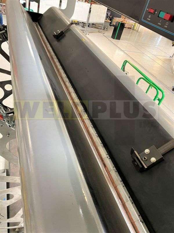 Jetline LWS-120 10′ Seam Welder