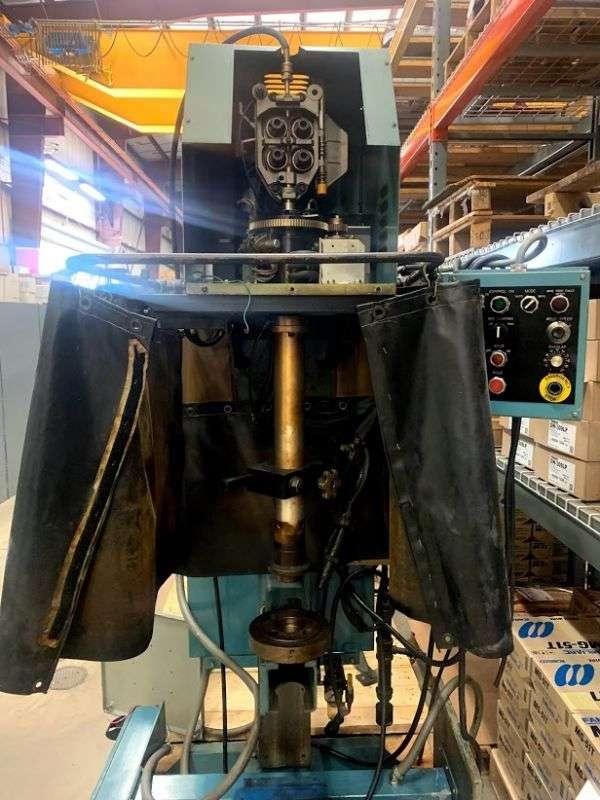 Bancroft 500 MIG Weld-A-Round