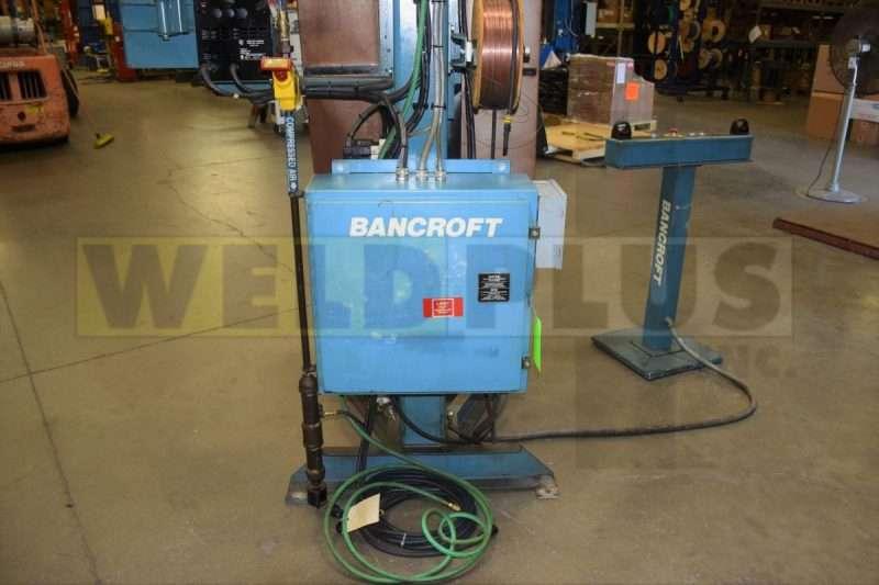 Bancroft 500 MIG Circle Welder