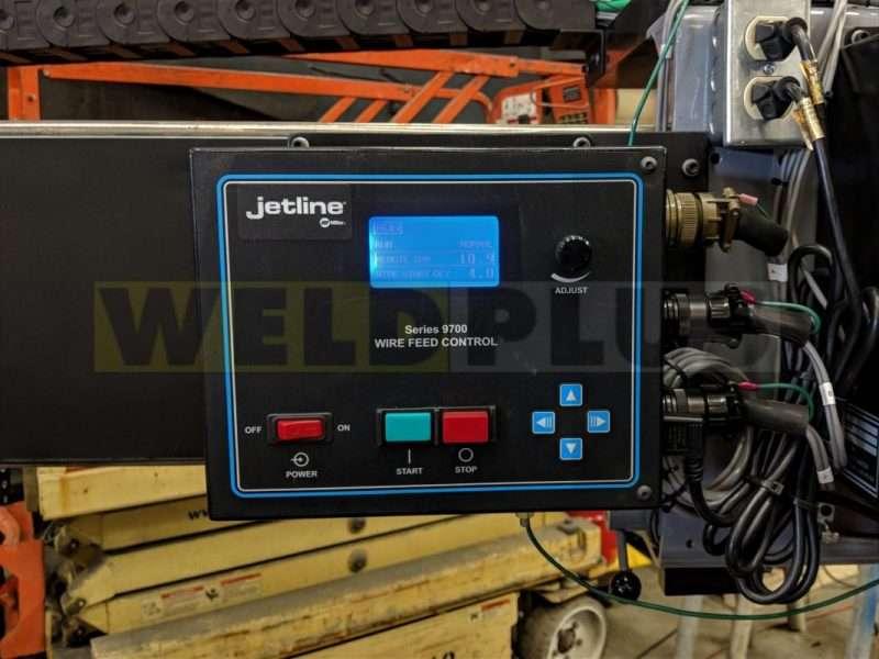 Jetline Cold Wire Feeder