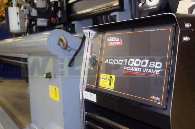 Lincoln Power Wave AC/DC 1000 SD