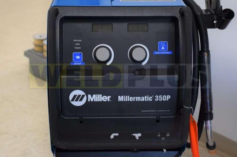 Millermatic 350P Welding Package