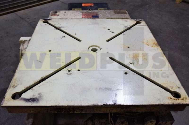 3000 lb Used Pandjiris Positioner