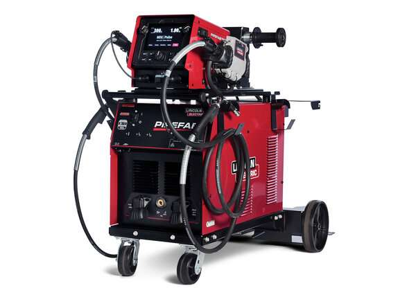 Lincoln Pipefab Welding System