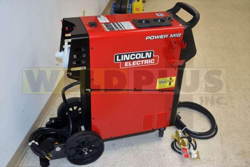 Lincoln Power MIG 260 Welder