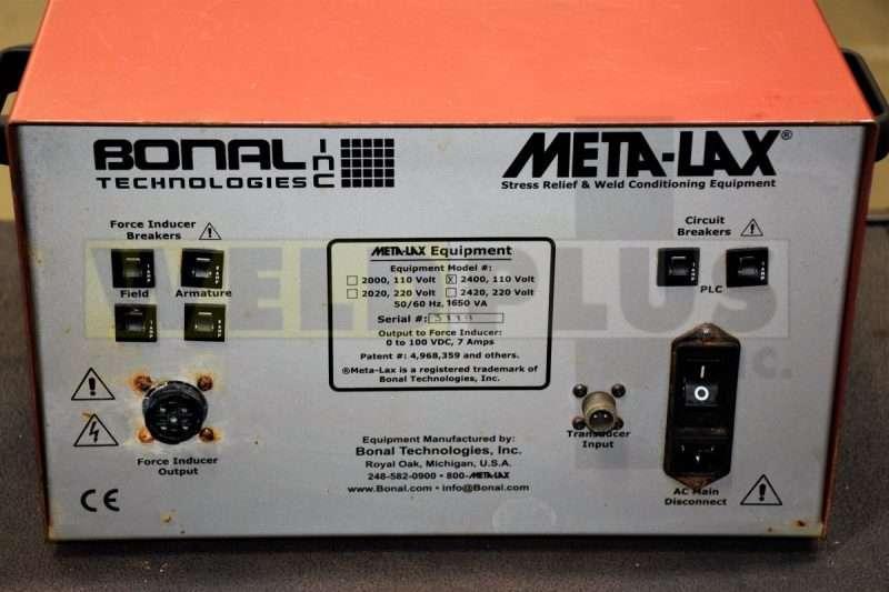 Meta-Lax Series 2400 Stress Relief