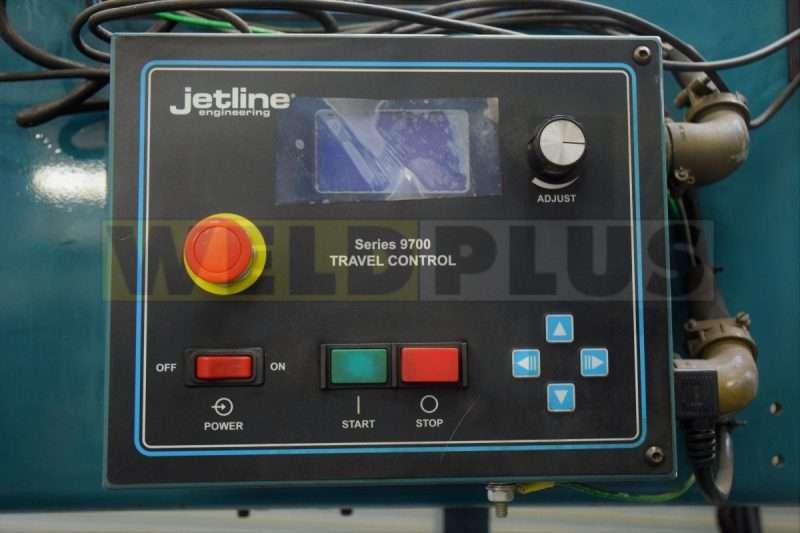 36″ Jetline LWX-36 Seam Welder