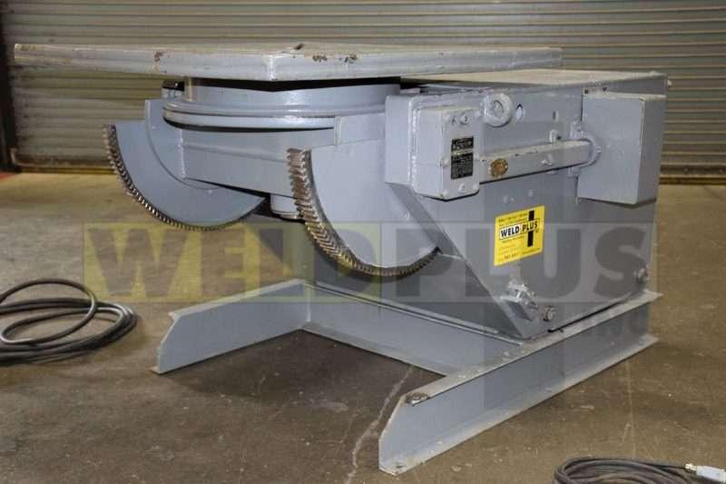 Used Aronson HD30 3,000 lb Positioner